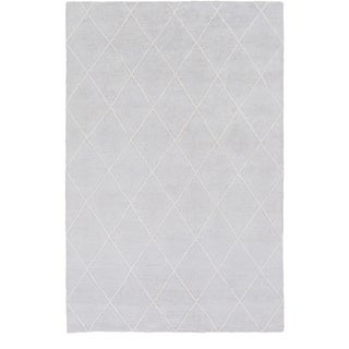 Hand-Knotted Cahill Viscose Rug (8' x 10')
