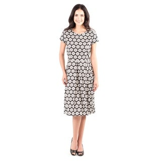 DownEast Basics Women's Sidewalk Sunday Dress