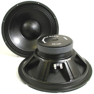 Podium Pro PP121 Pair 12-inch Subwoofers Pro Audio DJ PA Karaoke Band Replacement