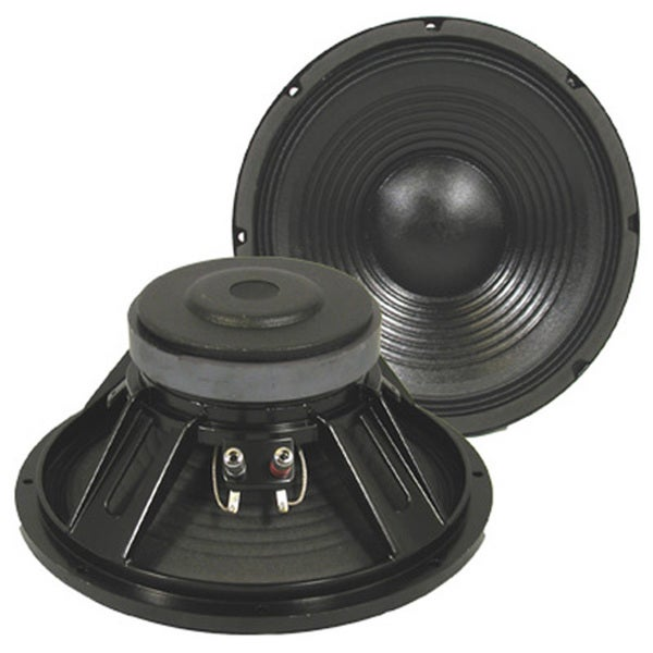 Podium Pro PP122 Deluxe 12-inch Pro Audio DJ PA Karaoke Band 1200W Replacement Subwoofer Pair