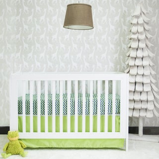 Pam Grace Creations Chevron Basics 2-piece Crib Bedding Set