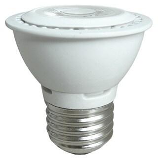 Goodlite COB 7-watt LED PAR16 Lamp LED Bulb Dimmable 50-watt Equivalent 530 Lumen 2700K (Pack of 10)