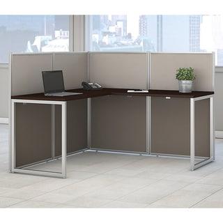 Bush Business Furniture Easy Office L Desk Open Office