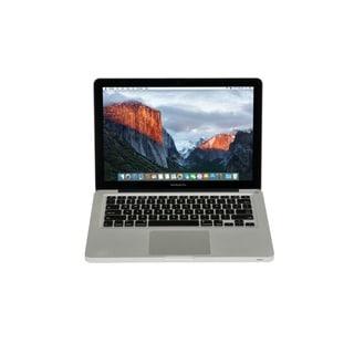 Apple MC374LL/A 13-inch 2.4 GHz Intel Core 2 Duo 4GB DDR3 RAM 250GB HDD MacBook Pro with Upgraded OS El Capitan (Refurbished)