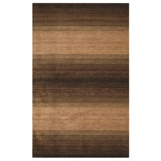 Rizzy Home Platoon Collection Hand-loomed Striped Accent Rug (2' x 3')