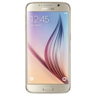 Samsung Galaxy S6 G920FD Dual-SIM 32GB Unlocked GSM 4G LTE Octa-Core Cell Phone - Gold (Refurbished)