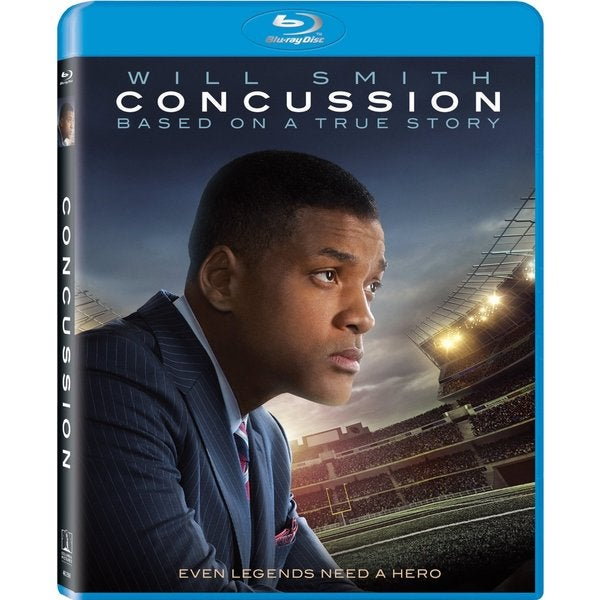 Concussion (Blu-ray Disc) 17160013