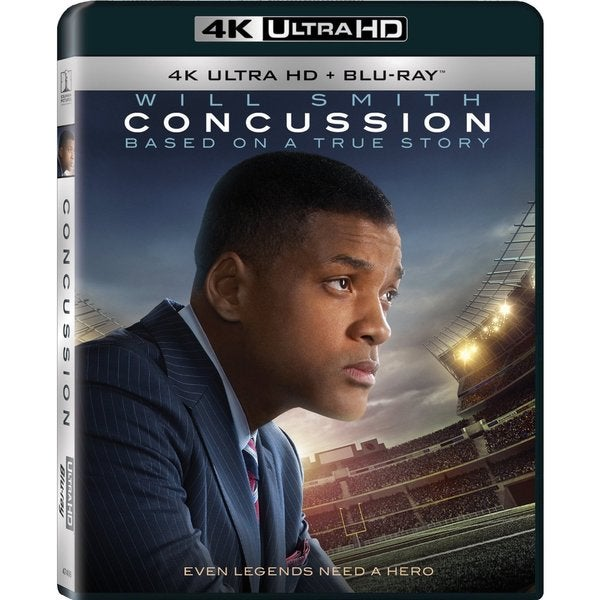 Concussion (4K Ultra HD) (4K Ultra HD Blu-ray) 17160014
