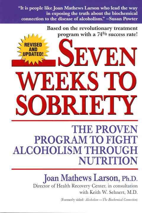 Seven Weeks to Sobriety (Paperback)