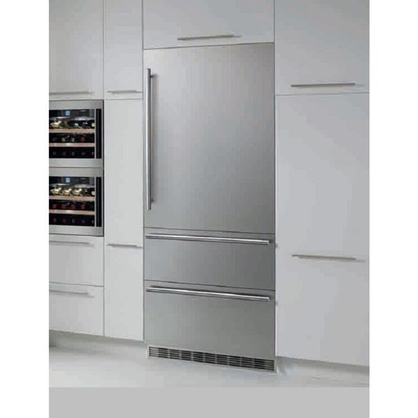 Liebherr HCB 1560 Fully Integrated Refrigerator Freezer with Biofresh (left Hand hinge)