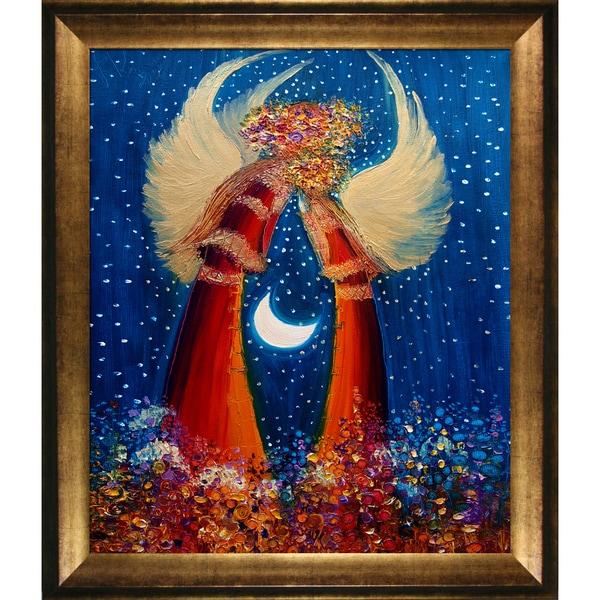 Justyna Kopania 'Angels' Framed Fine Art Print 17169417