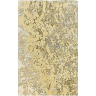 William Mangum : Hand Tufted Bleecker Wool/Viscose Rug (8' x 10')