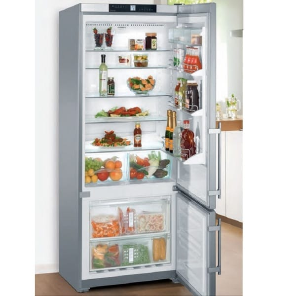 Liebherr CS 1400 Premium NoFrost 30 inch Freestanding or Semi Built-in Refrigerator & Freezer