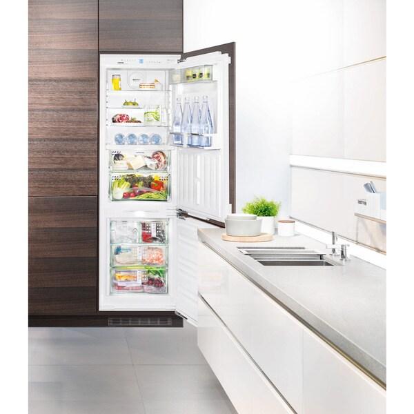 Liebherr HC 1070 Premium Plus NoFrost 24 inch Fully Integrated Refrigerator & Freezer with Water Reservoir Icemaker