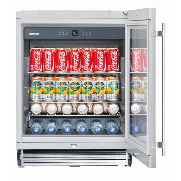 Liebherr RU 510 Grand Cru 24 Inch Built-In Beverage/Cooler