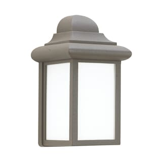 Sea Gull Mullberry Hill LED Light Bronze Outdoor Fixture