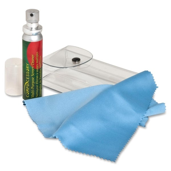 Compucessory LCD Screen Cleaner and Wipe - 1 Kit