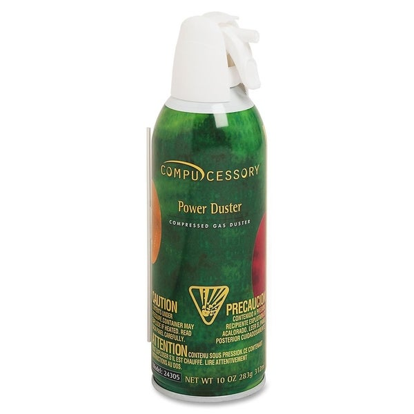 Compucessory Air Duster Cleaning Spray - 1/EA