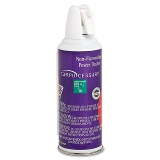 Compucessory Power Duster Plus Cleaning Spray - 1/EA