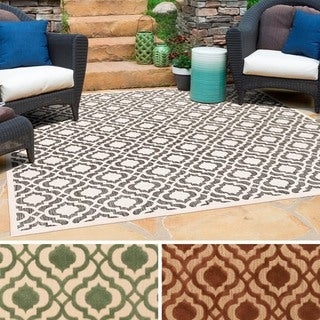 Meticulously Woven Chang Rug (7'6 Square)