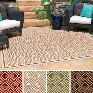 Meticulously Woven Champs Rug (7'6 Square)