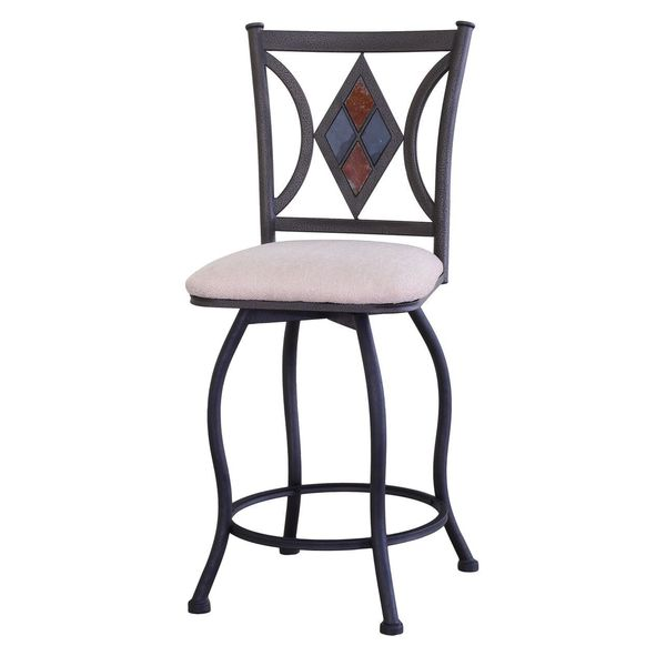 Metal Bar Stool ( 2 Per Box)