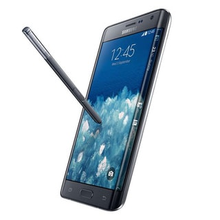 Samsung SM-N915A Galaxy Note Edge 32GB LTE Android GSM Smartphone Unlocked (Refurbished)