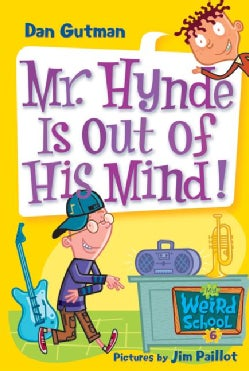 Mr. Hynde Is Out of His Mind! (Paperback)