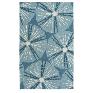 Hand Hooked Cumberland Polyester Rug (8' x 10')