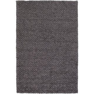 Papilio : Hand-Crafted Building Wool/Polyester Rug (8' x 10')