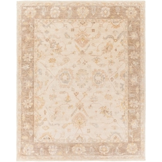 Hand Knotted Belt Wool Rug (8' x 10')