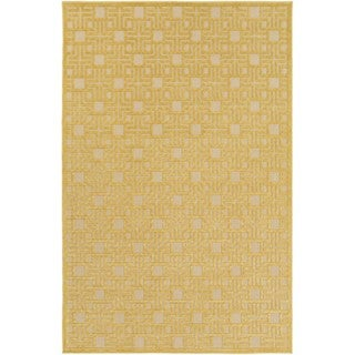 Meticulously Woven Center Rug (4'7 x 6'7)