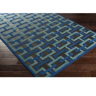 Meticulously Woven Centinela Rug (3'9 x 5'8)