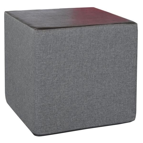 Koala Foam Jitterbug Grey 15-inch Cube