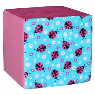 Koala Foam Ladybugs 15-inch Cube
