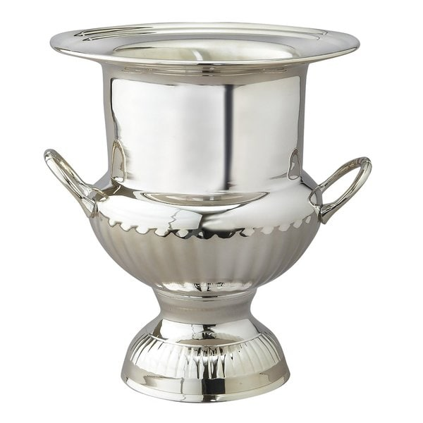 Elegance Silver-plated Wine Cooler
