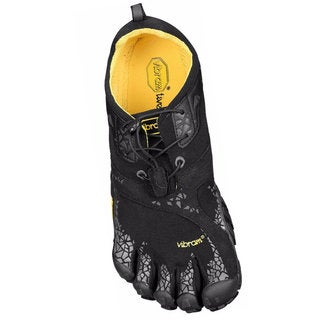 Vibram Men's Spyridon MR Black/ Grey Fivefingers