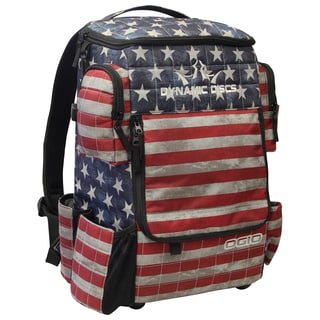 Dynamic Discs Stars and Stripes Ranger Backpack Disc Golf Bag