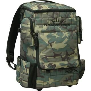Dynamic Discs Woodland Camo Ranger Backpack Disc Golf Bag