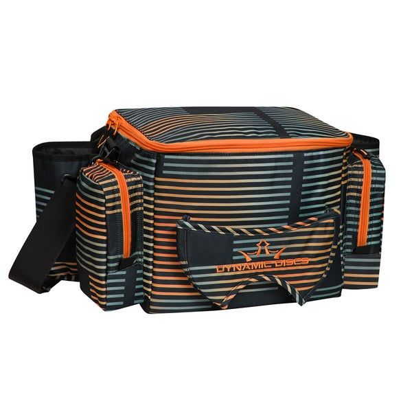 Dynamic Discs Stoke Orange Soldier Disc Golf Bag
