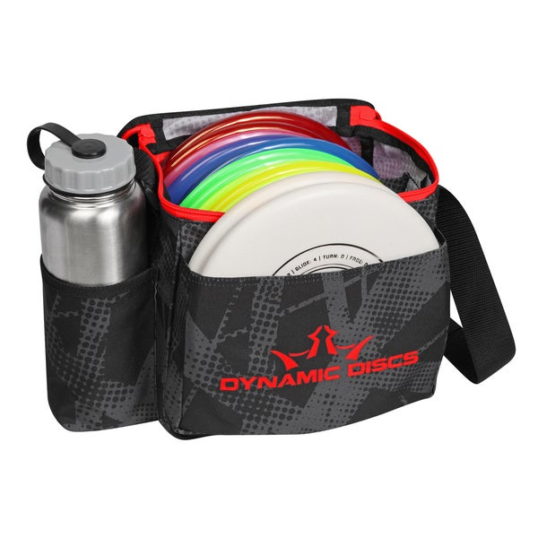 Dynamic Discs Fracture Red Cadet Disc Golf Bag