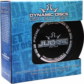 Dynamic Discs Prime Starter Set with Cadet Bag
