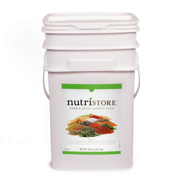 Nutristore Herb and Spice Variety Kit 17171692