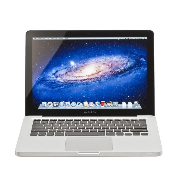 Apple MD313LL/A 13-inch MacBook Pro 2.4 GHz Intel Core i5 4GB DDR3 SDRAM 500GB HDD Laptop (Refurbished)