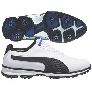 PUMA Titanlite Golf Shoes 2015 White/Black