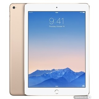 Apple iPad Air 2 9.7-inch 16GB MH2W2LL/A - Gold (Refurbished)