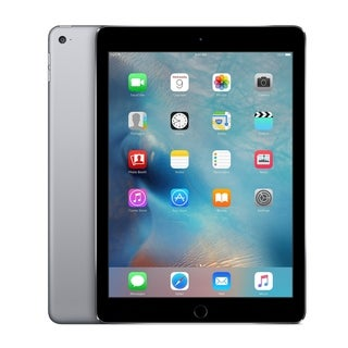 Apple iPad Air 2 9.7-inch 16GB MH2U2LL/A - Space Gray (Refurbished)