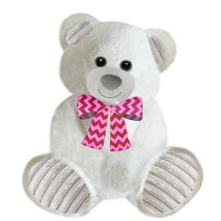 First & Main Valentine's Day Roscoe White Bear