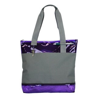 Goodhope Clear Jelly Shopper Beach Tote Bag