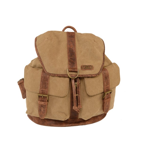 AYL Ravel Canvas Backpack